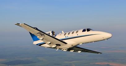 Imagem aeronave  Cessna Citation Jet C525